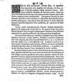 Georgii Wolffgangi Wedelii ... Propempticon inaugurale de cirsio Dioscoridis