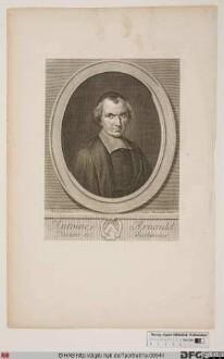 """Bildnis Antoine Arnauld (gen. """"le Grand Arnauld"""")"""