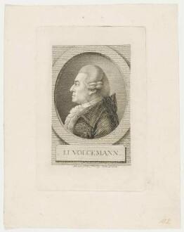 Bildnis des I. I. Volckmann