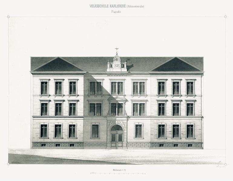 Volksschule Karlsruhe
