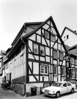 Metzgergasse 15/Untere Fuldergasse