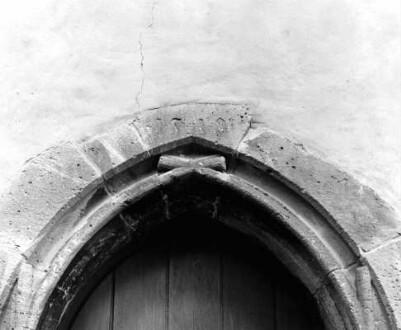 Kirchplatz 6, Portal