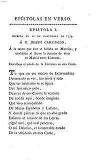 Coleccion De Obras En Verso Y Prosa. 2, Que comprehende varias Poesias