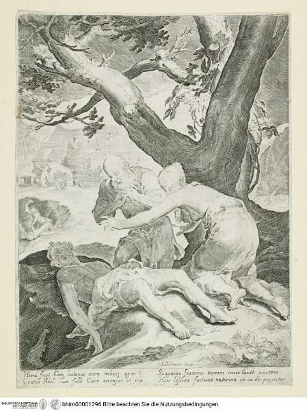 Geschichte Von Kain Und Abel