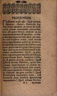 Toxikologia, Seu Tractatus Physico, Medico-Chymicus De Natvra Venenorum In Genere : In Quo Venenorum Vires Ac Qvalitates Considerantur ...