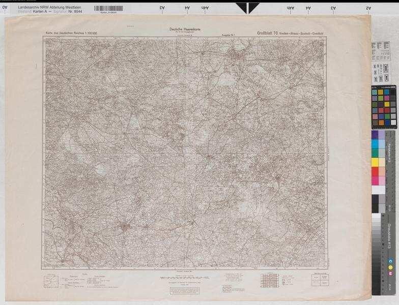 Deutsches Reich Karte 1943.Deutsches Reich Karte Des Deutschen Reiches Grossblatter