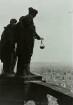 Dresden: Blick vom Rathausturm gegen Dresden-Neustadt