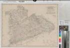 Recklinghausen (Kreis) - Kreiskarte - 1876 - 1 : 80 000 - 48 x 63,5 - Druck: H. Mahlmann - Stierlin, Steuerrat; Schmeltzer, Leutnant - ergänzt 1876 von A. Weiss - B Nr. 62a