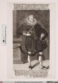 Bildnis Sigismund II Buchner