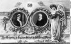 Friedrich I., Großherzog von Baden (geb. 09.09.1826, gest. 28.09.1907) - Sohn des Großherzogs Leopold und der Großherzogin Sophie, regierte ab 05.09.1856