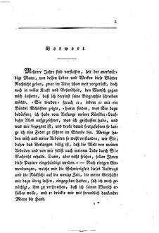 Ueber das Leben und die Werke des Anton Salieri, k. k. Hofkapellmeisters ...