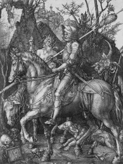 Ritter, Tod und Teufel