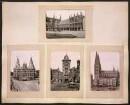 Nachlass von Therese von Bayern (1850-1925) – BSB Thereseana. 57.a, Therese von Bayern (1850-1925), Nachlass: Städte- und Trachtenbilder aus Dänemark, Schweden und Norwegen vom Jahr 1881 - BSB Thereseana 57.a