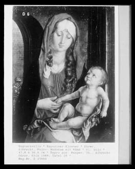 aus: Musper, Th., Albrecht Dürer, Köln 1965, Tafel 25
