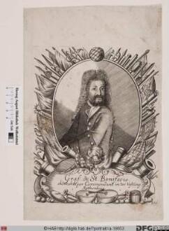 Bildnis Graf de San Bonifacio