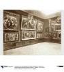 Aufstellung der Gemäldegalerie und der Skulpturensammlung im Kaiser-Friedrich-Museum, Raum 69, Niederländische Gemälde des 15. und 16. Jhd.