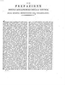 Dizionario della lingua Italiana. 1, A - Az