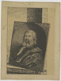 Bildnis des Balthasar Permoser