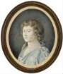 Porträt Karoline (Marie Carolina) Herder geb. Flachsland