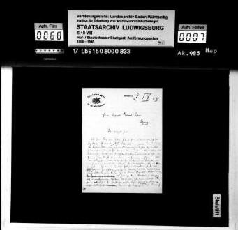 Peter Schlemihl. Oper von August Brunetti-Pisano