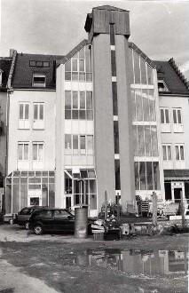 Pfinztalstraße 75, Durlach, Domhill, Entwicklungs- und Verwaltungs GmbH
