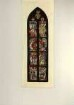 Entwurf für ein Glasfenster in der Evangelischen Kirche in Gladenbach