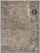 Karte von Bayern, 1:270 000, 1684