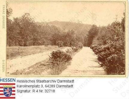 Gießen, Landschaft bei Gießen