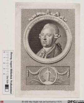 Bildnis Johann Georg Krünitz