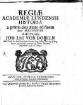Regiae Academiae Lundensis Historia : a prima ejus aetate ad finem Anni MDCCXXXVIII. [1]