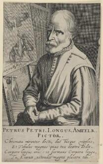 Bildnis des Petrus Petri