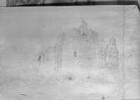 Skizze der Ruine von Burg Fegefeuer