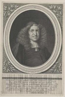 Bildnis des Johann Peter Titius