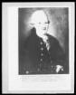 Porträt von Johann Wolfgang Goethe