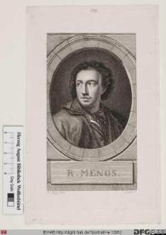 Bildnis Anton Raphael Mengs