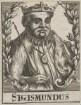 Bildnis von Sigismundus, Markgraf von Brandenburg