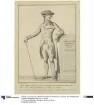 Collection d'Habillement Modernes et Galants: Jeune élégant vétû d'un frac à l'Anglaise