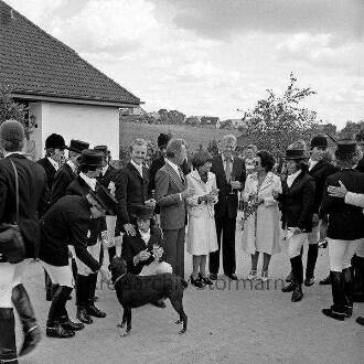 Gestüt Neritz: Reiterhochzeit von Besitzerin Doris Errolat