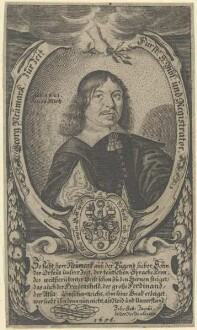 Bildnis des Georg Neumark