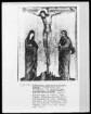 Großer Friedberger Altar — Kreuzigung mit Maria und Johannes