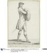 Collection d'Habillement Modernes et Galants: Petit Maître vêtu d'un Frac a la Polonaise
