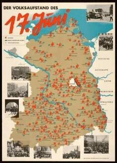 """""""Der Volksaufstand des 17. Juni"""" [1953] [1954?]"""