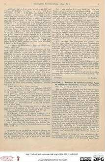 6-8 [Rezension] Manitius, M., Geschichte der christlich-lateinischen Poesie bis zur Mitte des 8. Jahrhunderts