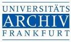 Universitätsarchiv der Goethe-Universität Frankfurt (Main)