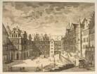 Schlosshof von Süden: Blick auf den Friedrichsbau