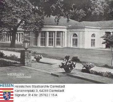 Wiesbaden, Brunnenkolonnade