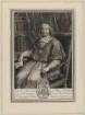 Bildnis des Carolus Mauritius Le Tellier