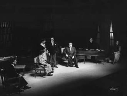Der Privatsekretär von T. S. Eliot (Szenenfoto)