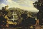 Die Wasserfälle von Tivoli