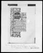 Liber horarum — Initiale D (omine labia) mit der Geistsendung zu Pfingsten, Folio 69recto